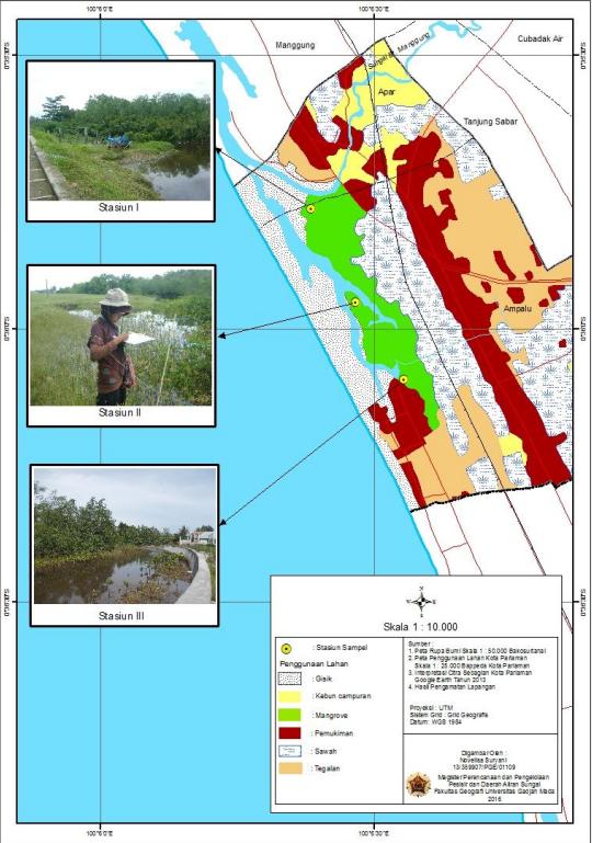 Kajian Ekosistem Hutan Mangrove Di Muara Sungai Batang Manggung